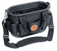 Bucket Tool Tote with Shoulder Strap