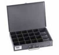 21-Compartment Storage Tool Box