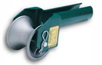 Greenlee® 3 Inch (in) Diameter Cable Feeding Sheave