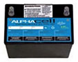 195 Minutes (min) Runtime Alpha® Gel Cell Battery