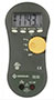 Greenlee® Textron 1000 Volt (V) Root Mean Square (RMS) Digital Multimeter