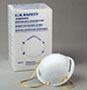N95 Filter Class Particulate Respirators