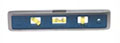 9 Inch (in) Length Aluminum Torpedo Level