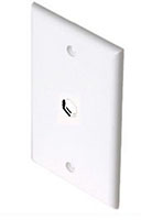 Steren Electronics Wall Plate