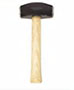 Klein Tools® 48 Ounce (oz) Head Weight Hand Drilling Hand Hammer