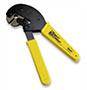 Cablematic® 0.360 inch (in) Hexagonal Size Hand Crimper
