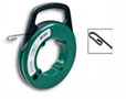 Greenlee® 65 Feet (ft) Length Flat Steel Fish Tape with Reel